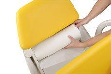 Integrovaná papírová rolka